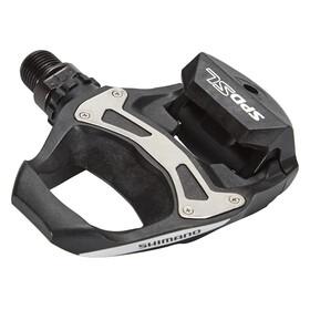 Shimano PD-R550 pedalen SPD-SL zwart
